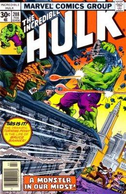 The Incredible Hulk #208