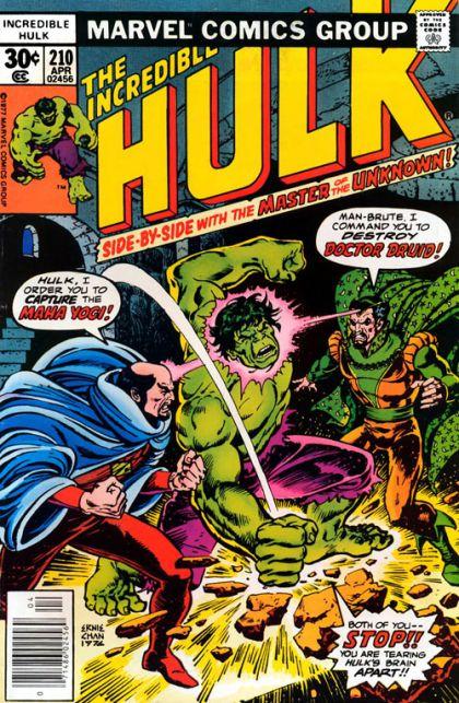 The Incredible Hulk #210