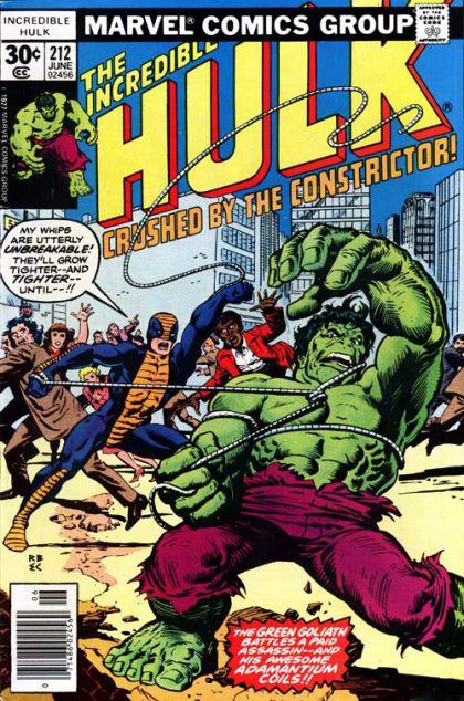 The Incredible Hulk #212