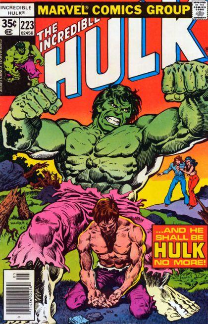 The Incredible Hulk #223