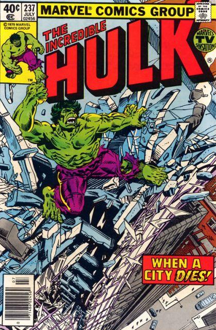 The Incredible Hulk #237