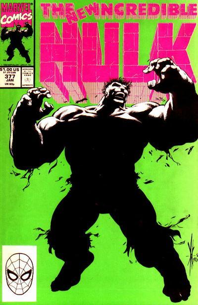 The Incredible Hulk #377