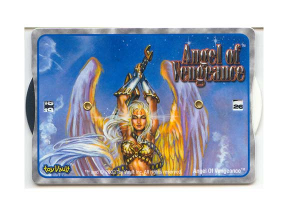 Magic: The Gathering Angel of Vengeance Life Count