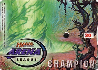 Magic: The Gathering Arena League Life Counter