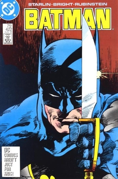 Batman #422