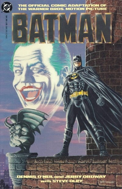 Batman: The Official Movie Adaptation
