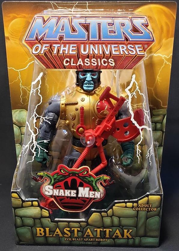 Blast Attak Masters of the Universe Classics
