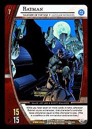 Batman Starter Deck Vs. System