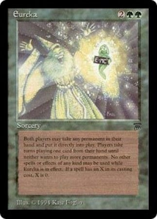 Eureka Legends Magic: The Gathering