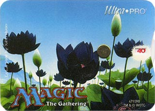 Magic: The Gathering Lotus Vale Life Counter