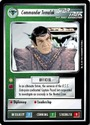 Commander Tomalak Alternate Universe Star Trek CCG