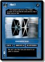 Black 2 FOIL Reflections I Decipher Star Wars CCG