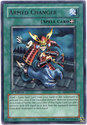 Armed Changer Elemental Energy Yu-Gi-Oh!