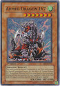 Armed Dragon LV7 Duelist Pack Chazz Yu-Gi-Oh! GX