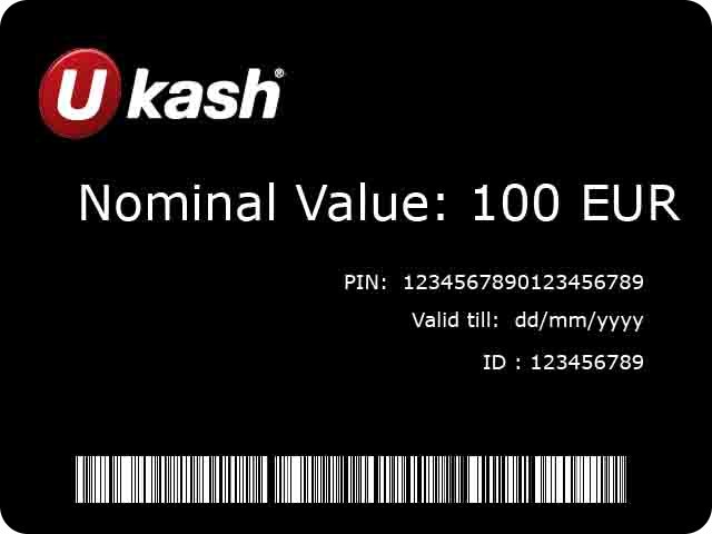 Ukash Online Shop