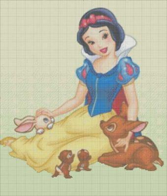 Free Disney Cross Stitch Patterns