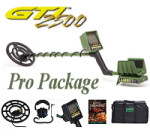 Garrett GTI 2500 Pro Pack Special with 5 Accessori