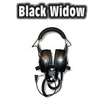 BLACK WIDOW HEADPHONES