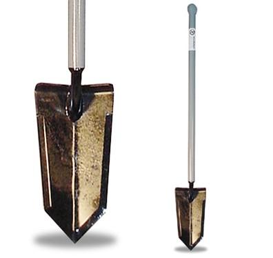 Lesche Sampson Ball Handle Shovel