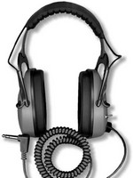 Gray Ghost DMC Headphones