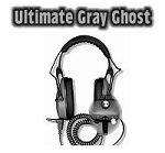 Ultimate Gray Ghost Headphones