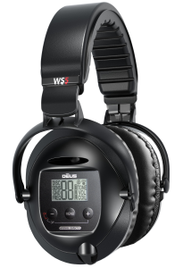 XP DEUS WS5 Full Sized Wireless Headphones