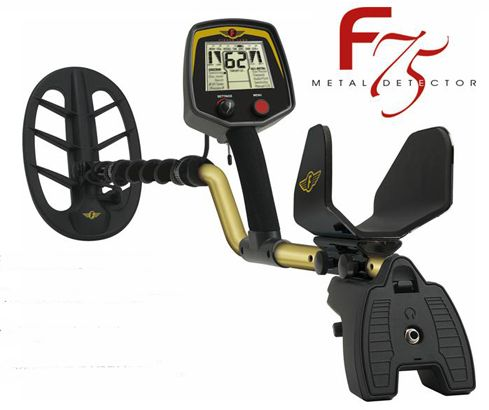 Fisher F75 Advanced Technology Metal Detector