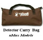Tesoro Small Detector Bag