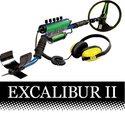 Minelab Excalibur II Underwater Metal Detector wit