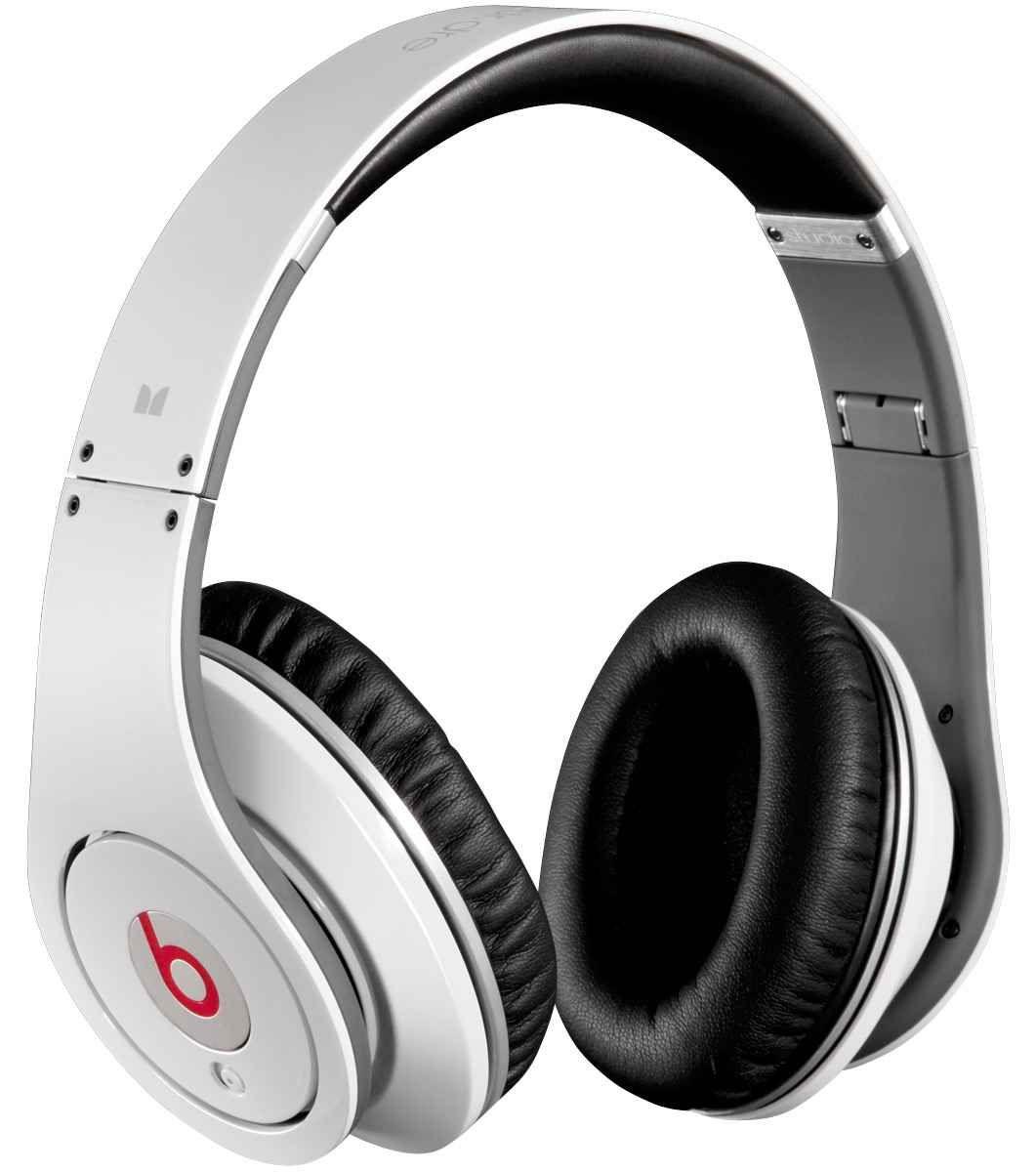 Duble.Dot : New Monster Beats By Dr. Dre Studio Headphones White