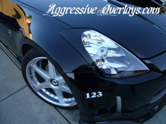 Aftermarket Headlights: Nissan 350z Aftermarket Headlights