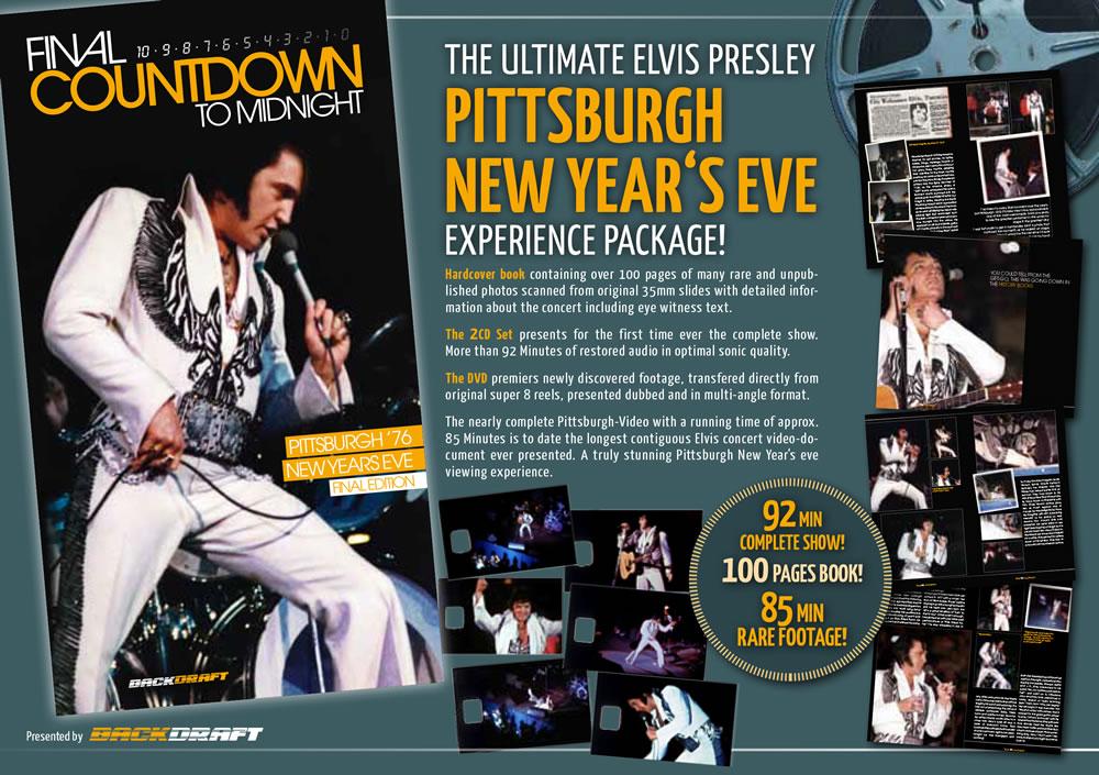 Frank's Elvis Items II : Final Countdown To Midnight ...