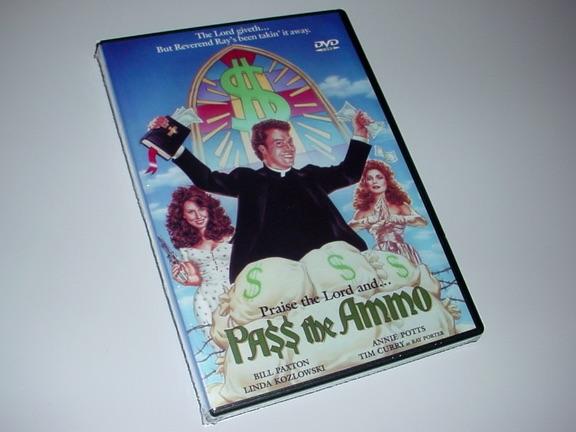franks elvis items ii pass the ammo 1988 dvd tim