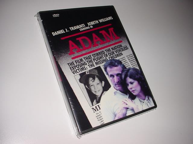 Movie Adam Walsh Adam 1983 Dvd Adam Walsh