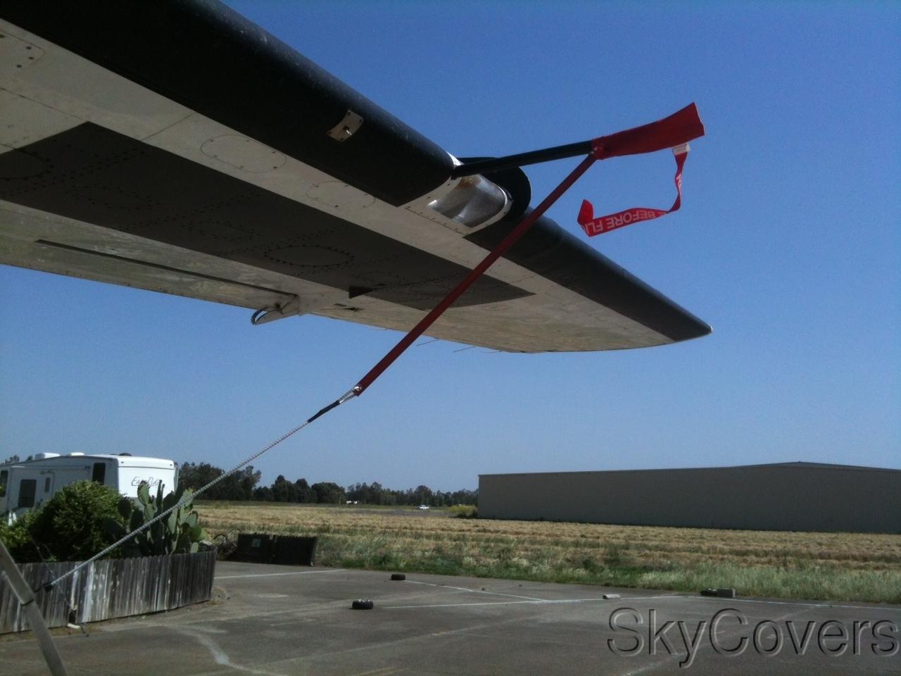 Skycovers Pitot Cover Cessna Caravan