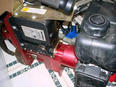 Cadersmom225 Rotomag Rail Drill Gas Powered New