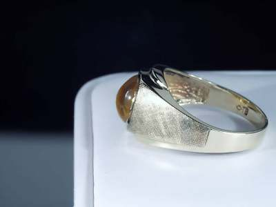 Mens Pinky Ring With Wedding Ring