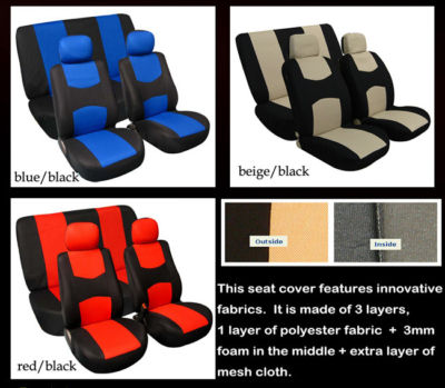bestfh com 1997 2003 chevy malibu car seat covers 112t. Black Bedroom Furniture Sets. Home Design Ideas