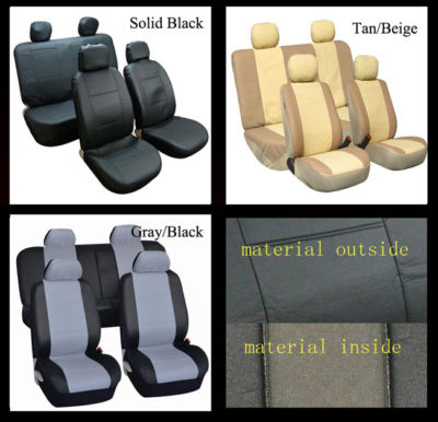 bestfh com 2004 2009 chevy malibu car seat covers. Black Bedroom Furniture Sets. Home Design Ideas