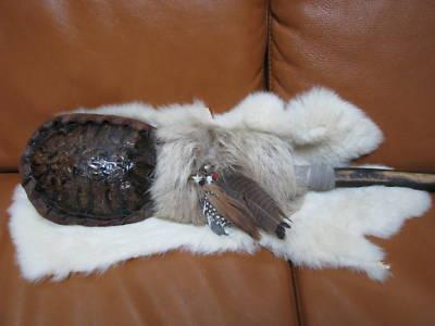 Allnaturalwoman Native American Indian Turtle Rabbit