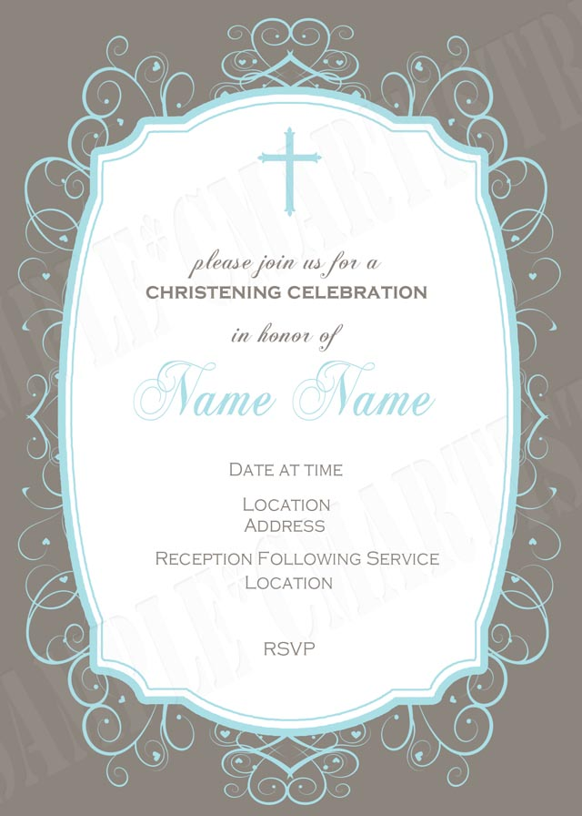 Personalized printable invitations cmartistry personalized larger view stopboris Gallery