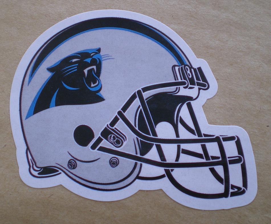 Football Helmet Sticker Designs : Nfl licensed decal stickers football helmet design