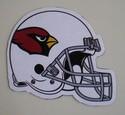 Arizona Cardinals Decal Stickers NFL Football Lice