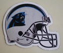 Carolina Panthers Decal Stickers NFL Football Lice