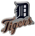 "Detroit Tigers Lapel Pin About 1"" High MLB Basebal"
