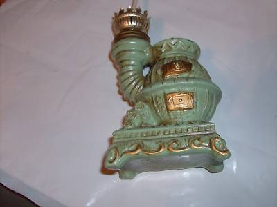 Antique Montgomery Ward 3 Burner Kerosene Stove