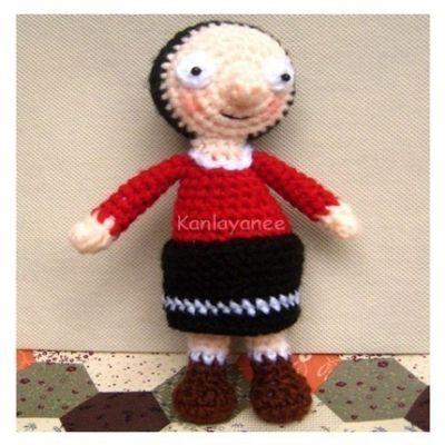 Crochet Pattern Popeye Doll : POPEYE CROCHET PATTERN Free Crochet Patterns