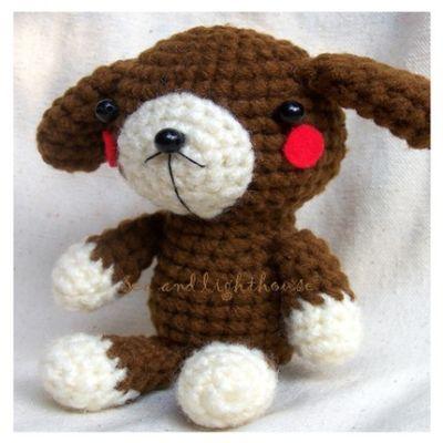 Ami Ami Dogs Vol.1 Mitsuki Hoshi Japanese by JapanLovelyCrafts ... | 400x400