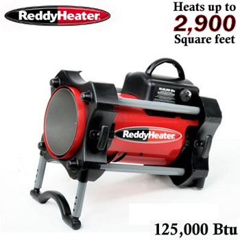 Just What I Was Looking For Reddy Heater 174 Propane