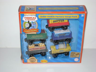 Casual Luxury Shop Thomas Amp Friends Sodor Cookie Factory